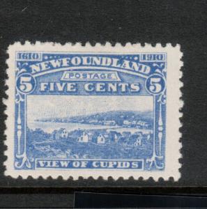 Newfoundland #91 Mint Fine - Very Fine Original Gum Hinged
