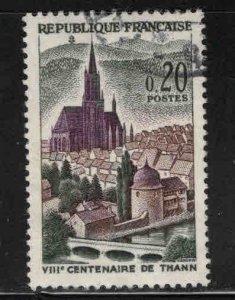 FRANCE Scott 1004 Used stamp