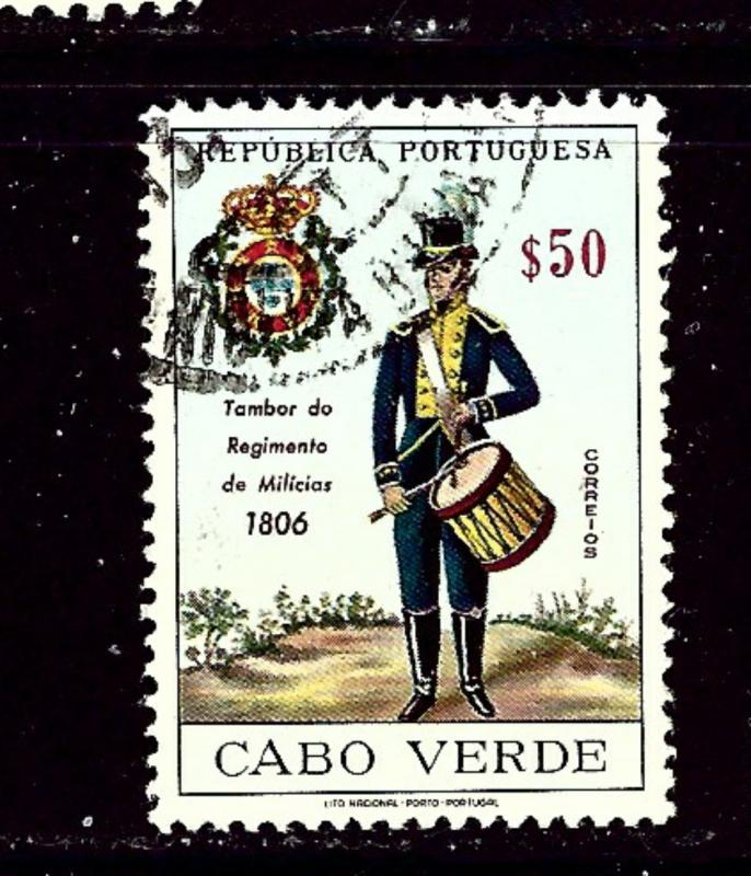 Cape Verde 330 Used 1965 Drummer
