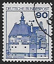 Germany # 1239 - Vischering - used - {BR19}