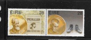 IRELAND, 945Z, MNH, PAIR, COINS