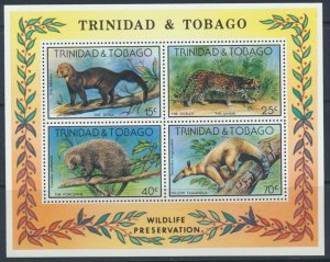 Trinidad and Tobago SG MS525 SC# 295a MNH 1978  Wildlife  please see scan