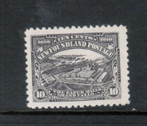 Newfoundland #95 Very Fine Mint Original Gum Hinged