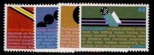 AUSTRALIA QEII SG596-599, 1975 scientific development set, NH MINT.