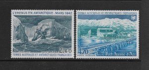 FRENCH SOUTHERN ANARCTIC TERRITORY #C78-9  MNH
