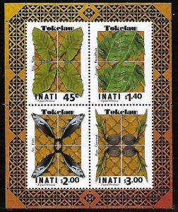 Tokelau Scott # 504a MNH