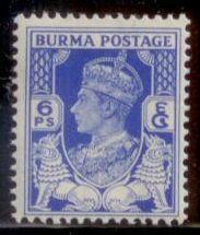 Myanmar (Burma) 1938 SC# 20 MNH-OG  L394