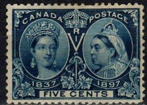 Canada #54 F-VF  Used CV $45.00 (X5693)