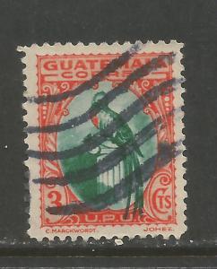 GUATEMALA 275 VFU K942-1