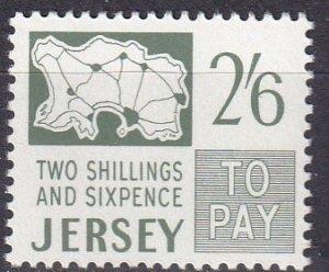 Jersey #J5 MNH CV $18.00 (Z1874)