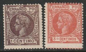Fernando Po Sc 136,138 MH