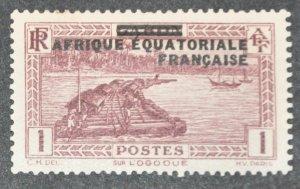 DYNAMITE Stamsp: French Equatorial Africa Scott #11 – MINT hr