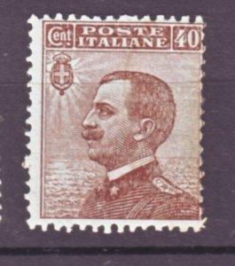 J22529 Jlstamps 1908-27 italy mnh #104 king