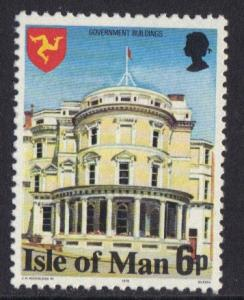 Isle of Man 1978 MNH  definitive set   6p  #
