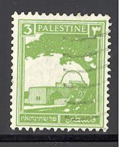 Palestinian Authority Sc # 64 used (RS)