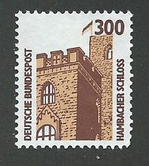 Germany  Scott 1536  Mint