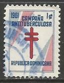 Dominican Republic RA30 VFU Z649-10