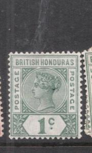 [SOLD] British Honduras SG 51 MOG (8dhw)