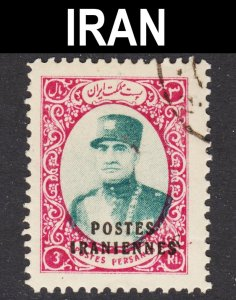 Iran Scott 808 F+ used.