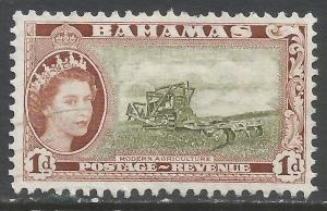 BAHAMAS 159 VFU T499