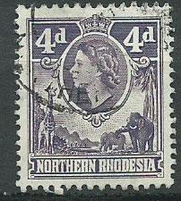 Northern Rhodesia  SG 66 Fine Used