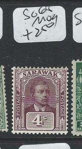 SARAWAK (PP2601B) 4C  BROOKE SG65   MOG