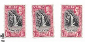 St Lucia #113 MNH - Stamp - CAT VALUE $1.00ea RANDOM PICK