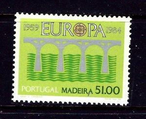 Portugal-Madeira 94 MNH 1984 Europa