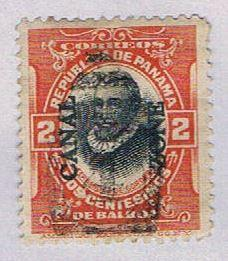 Panama 198 Used Cordoba 1909 (BP30715)