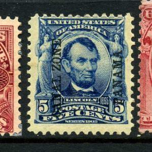 Canal Zone Scott #6 Overprint Mint Stamp (Stock #CZ6-11)