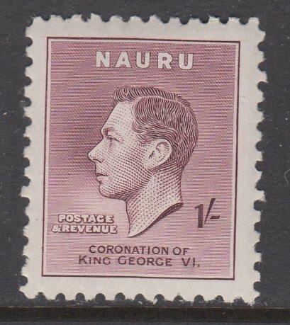 Nauru 38 MNH VF