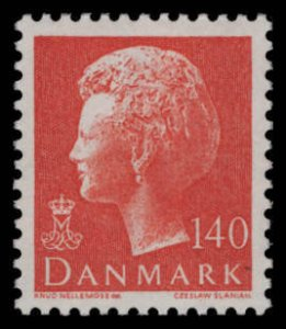 Denmark > Scott #635 MNH eGraded With Certificate Superb 100 Gem > Year 1980