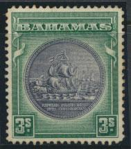 Bahamas SG 132a  SC# 91  MH  see details