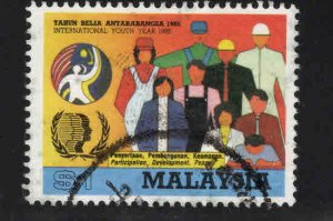 Malaysia Scott 300 Used stamp