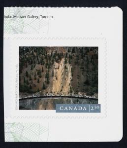Canada 2764 MNH Photography, Edward Burtynsky, Train