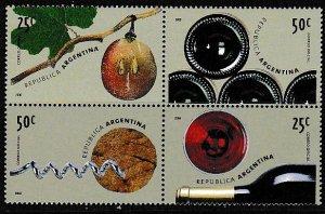 2000 Argentina Scott 2096 Viticulture MNH