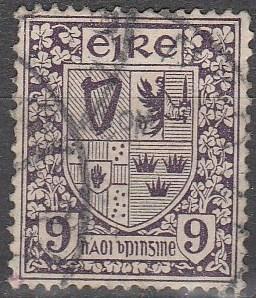 Ireland #74 F-VF Used CV $25.00 (C5919)