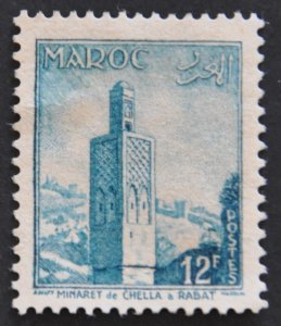 DYNAMITE Stamps: French Morocco Scott #319 – UNUSED