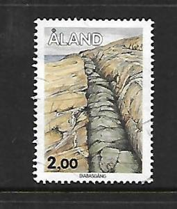 ALAND ISLANDS, 45, USED, GEOLOGICAL FORMATION