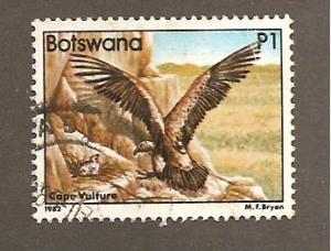 Botswana  Scott #319  Used Scott CV $14.00