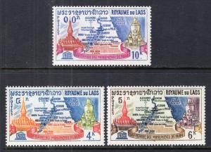 Laos 89-91 MNH VF