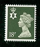 Northern Ireland - #NIMH33 Machin Queen Elizabeth II - MNH