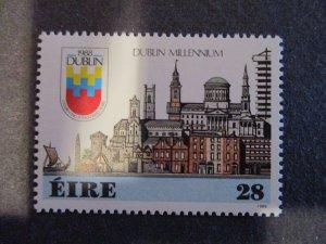Ireland #708 Mint Never Hinged - (1C9) WDWPhilatelic