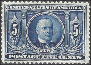 326 Mint,RG,NH... SCV $70.00