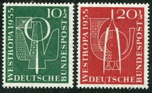 Germany    Sc.# B 342-3  MNH**