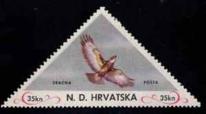 Croatia Government in Exile 1951 Bird  stamp MNH**