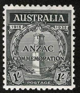 Australia Sc 151 MNH Original Gum