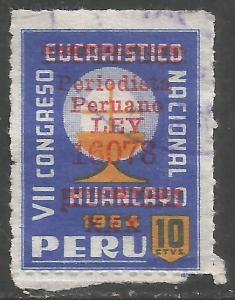 PERU RA44 VFU P1102