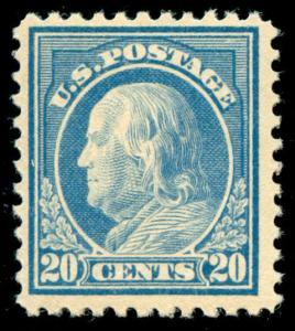 momen: US Stamps #515 Mint OG NH VF