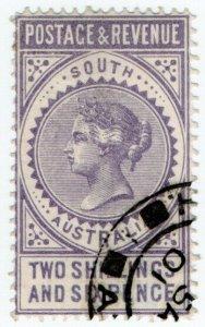 (I.B) Australia Postal : South Australia 2/6d (SG 195)